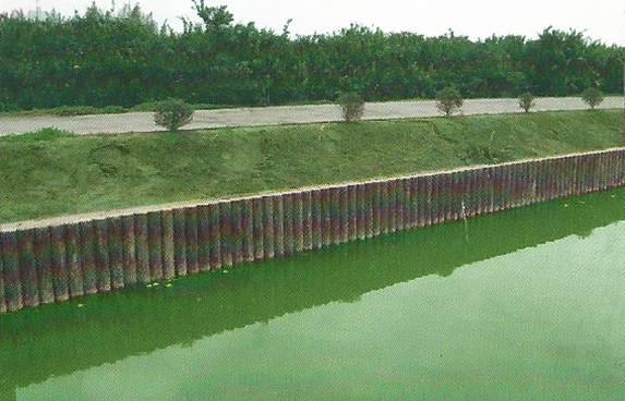 涪陵区蔺市场镇防洪护岸综合整治工程