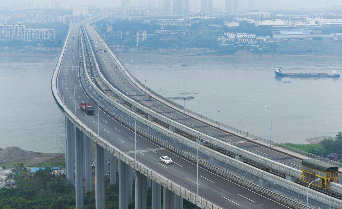 重庆鱼洞长江大桥正桥BT 投资模式亚搏app安卓合同决算审核