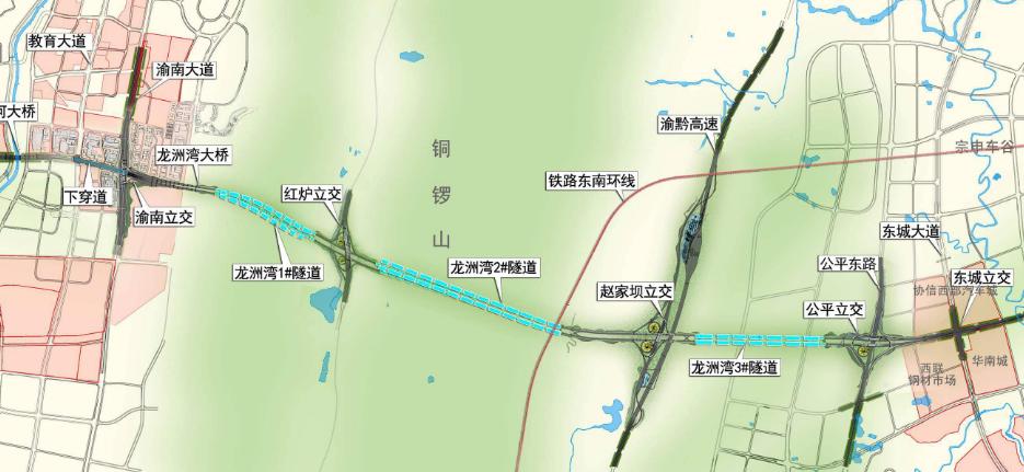 巴南区龙洲湾隧道PPP项目投资论证