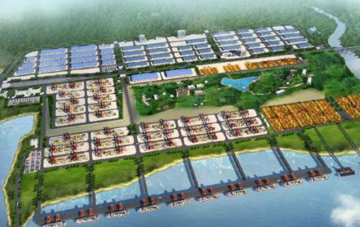 重庆港忠县港区新生作业区一期工程